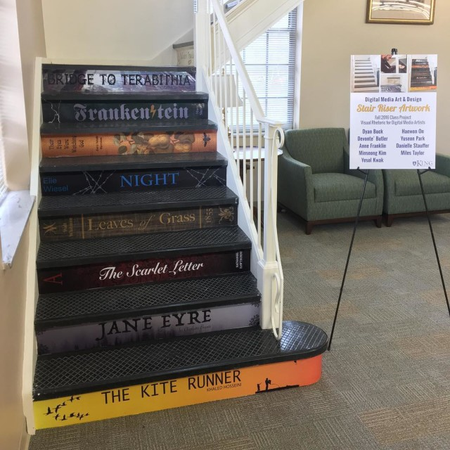 Congrats to the KingDMAD at students for another great stairhellip