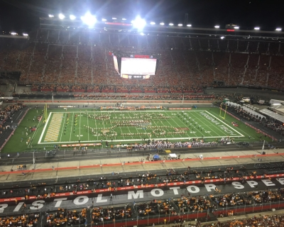 Students Gain Industry Experience at 'Battle at Bristol'
